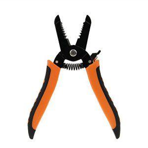 Fake Face Pince à Dénuder / Wire Câble Coupante Plier Cutter Stripper Pince Multifonction