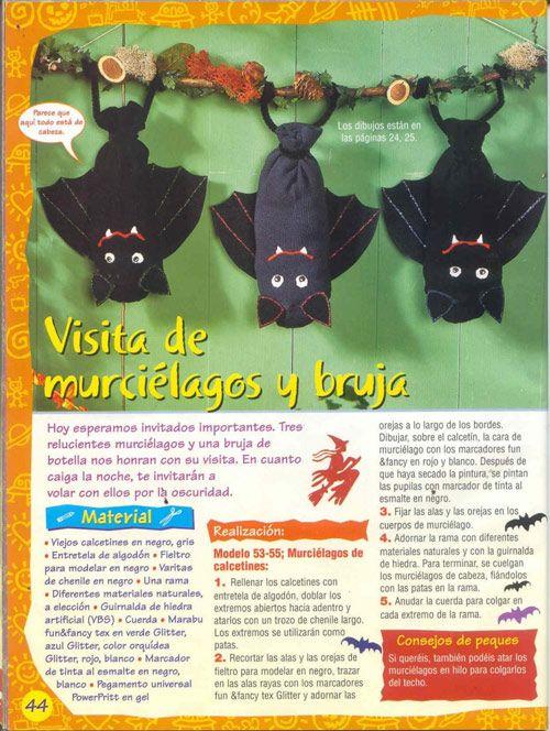 Hacer murciélagos nunca fue tan fácil.