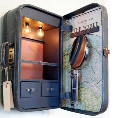 Dream suitcase