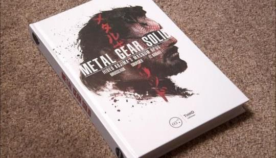 Close Up: Metal Gear Solid: Hideo Kojimas Magnum Opus: Over the last couple of years, French publisher Third Edition Books released a…
