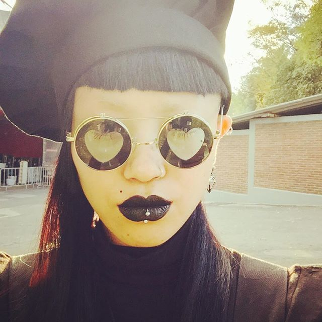 #Glasses #AyaBambi #AyaSato #fashion #AyaStyle