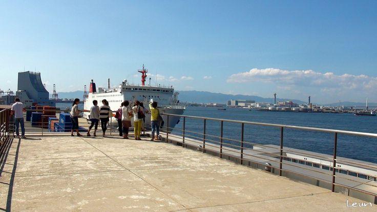 [여름 휴가 01] 오사카~부산 - 팬스타 드림 (Panstar Dream, 130819) #Osaka #Japan #Travel #PanstarDream #Panstar #cruise #Busan