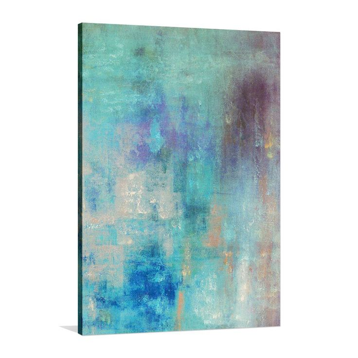 Alpina / Blue Spirits Set of 2 Stretched Canvases by Art on the Double on THEHOME.COM.AU