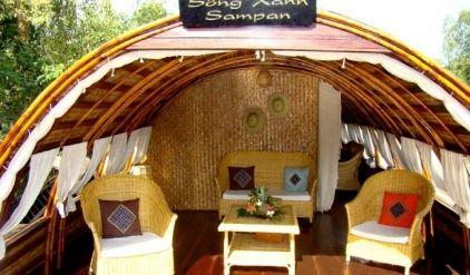 SAMPAN SONG XANH 2 JOURS  Nom du tour: Sampan Song Xanh 2 jours Code tour: MKP-SX2 Destination: Mékong Durée: 2 jours - 1 nuit Départ: Saigon Date départ: Contact Transports: Voiture - Bateau Prix: 175 USD  http://welcomevietnamtours.net/tours/sampan-song-xanh-2-jours-687.html