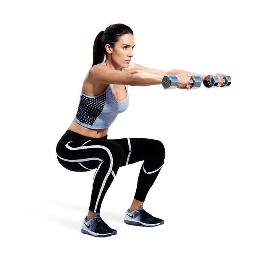 The Only Back & Butt Workout You Need to Look Hot from