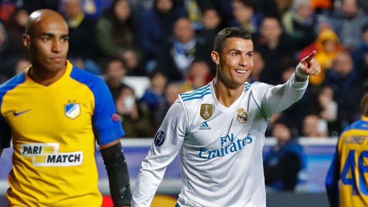 Berita Liga Champions: APOEL FC 0 - 6 Real Madrid
