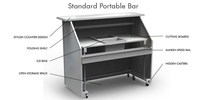 Portable Bar For Sale | The Portable Bar Company
