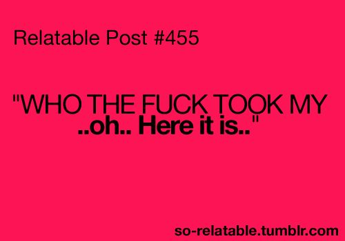 I do this ALL the time. haha :P