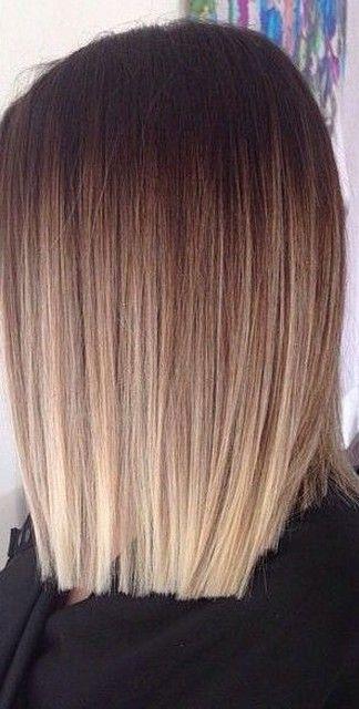 «Тающий цвет» — новый тренд в окрашивании волос | Woman.ru