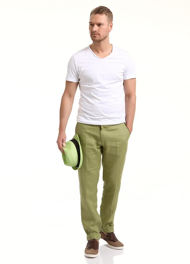 Sateen Men Keten pantolon Markafonide 119,90 TL yerine 59,99 TL! Satın almak için: http://www.markafoni.com/product/3797655/