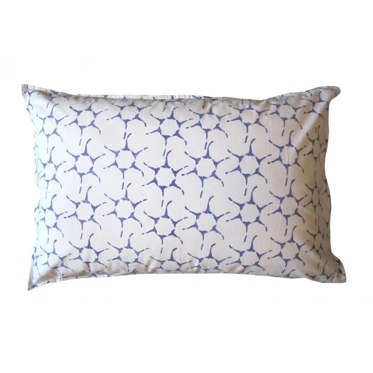 Dody: Blueberry - Standard Pillowcase