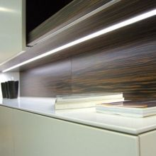 1-LED TWIN STICK oprawa diodowa KRULEN