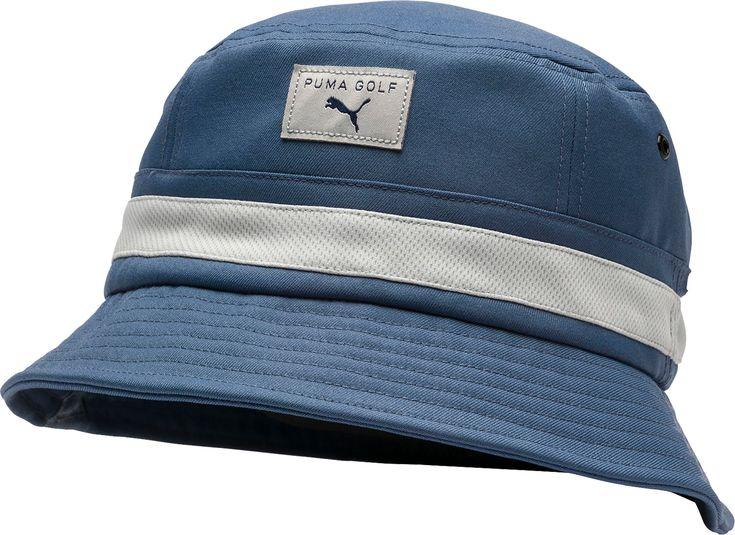 Puma Men S Williams Bucket Hat Size S M Blue