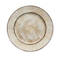 """Plain Round 13"""" Charger Plates - Rustic"""