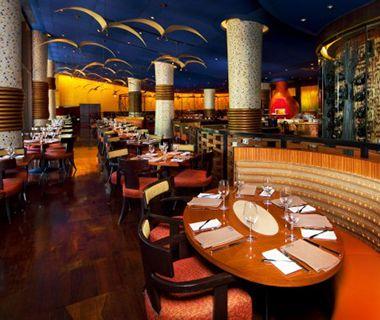 A List of the Best Disney Restaurants ~~  Shown: Jiko