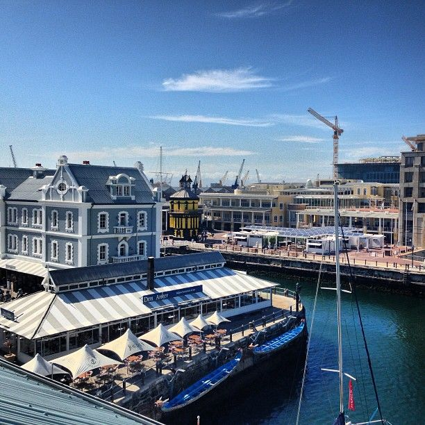Victoria & Alfred Hotel Cape Town -  #5 Great Places to Stay Cape Town, South Africa #JetpacCityGuides #CapeTown
