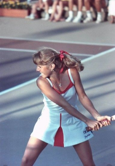 Tracy Austin, loved watching her play tennis in the early 80's.