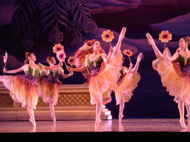 """""""The Nutcracker"""" rings the bells with kids, music and a great dance company"""
