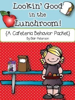 Review appropriate lunchroom behavior with this cute and super fun packet! Great for the first weeks of school!