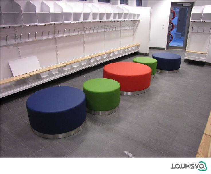 Non-standard project #lauksva #įsipatogink #restaurant #furnitureproject #furnitureproduction #softbench #softbenchseat #pouffes