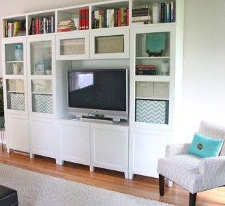 Perfect Ikea Besta Wall Unit Part 16