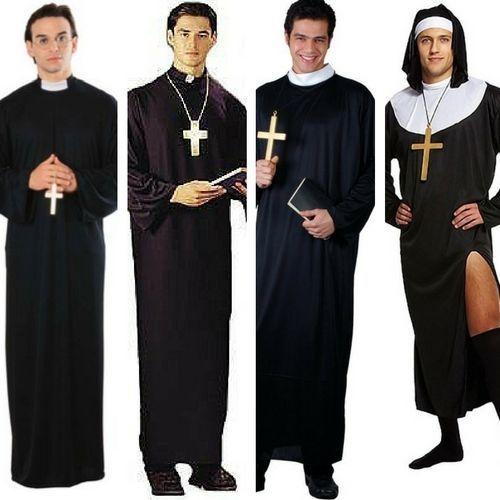 The 25+ best Priest fancy dress costume ideas on Pinterest ...