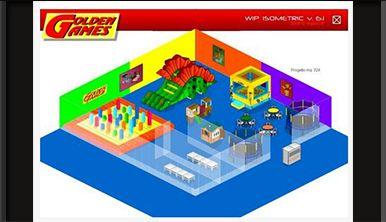 Faciltà ed immediatezza sono i punti di forza di questo software per la creazione di  aree gioco presso il cliente.