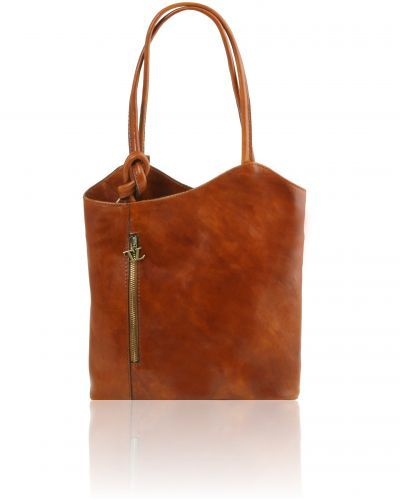 PATTY TL141497 Leather convertible bag