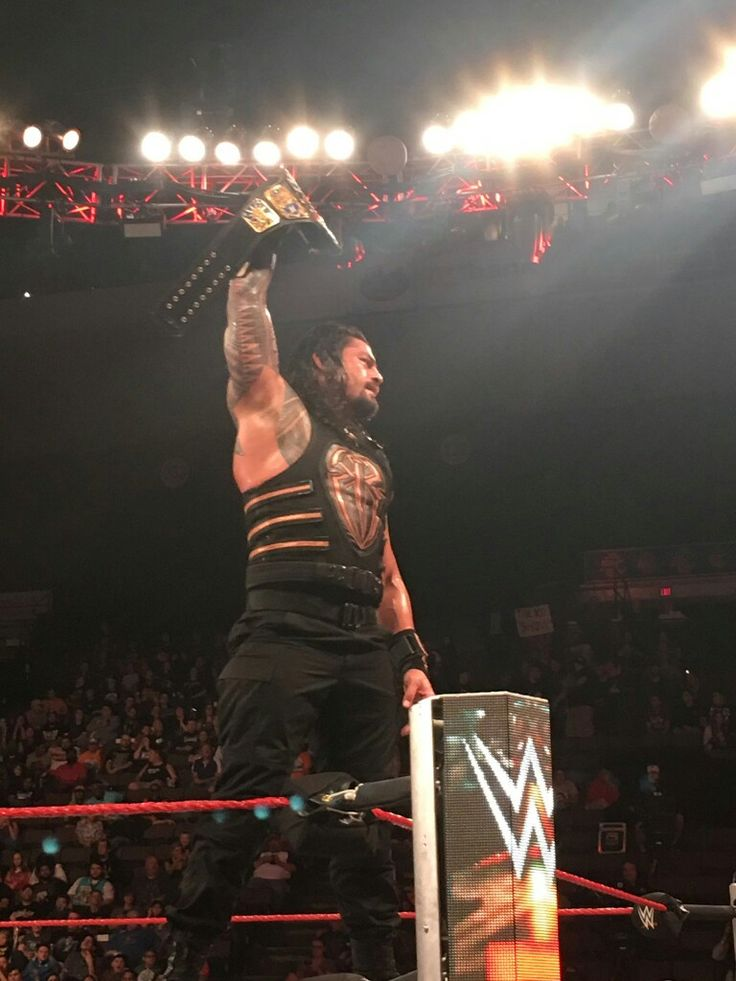 Roman Reigns is New WWE US Champion