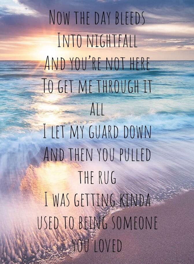 Pin By Kristen Angotti On Quotes Love Yourself Lyrics