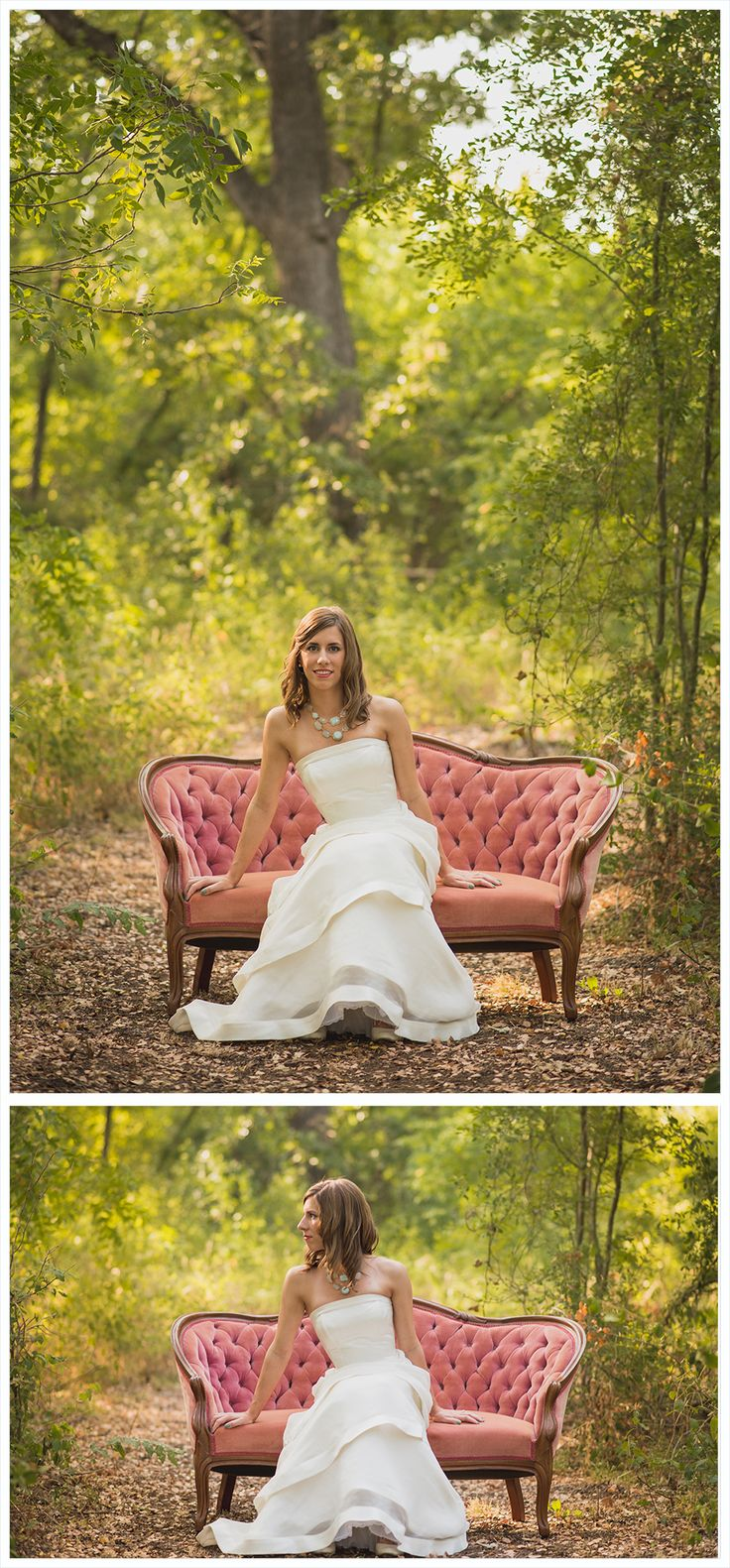 bridal photography, bridal portraits, bridal picture, bride images, furniture in a field, nature, pink settee, pink furniture, beautiful, backlight, hydrangeas, bride, white gown, stunning, vintage, antique, rent my dust, unique, old car, black car