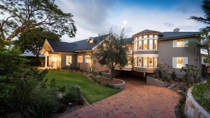 4C Construction - Hampton's Style Home Ascot