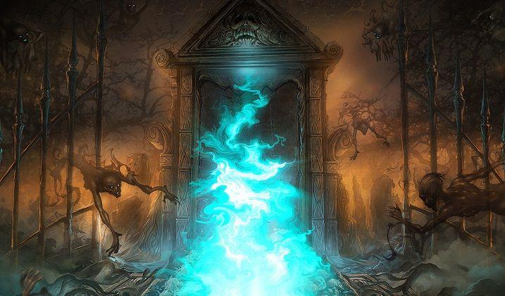 Не открывайте дверь в мир призраков