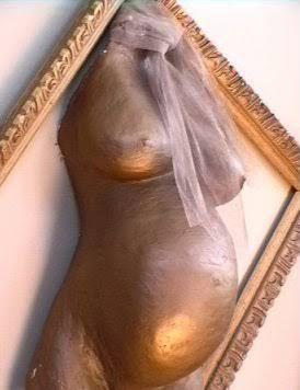 Bildergebnis für barriga de gesso gravida
