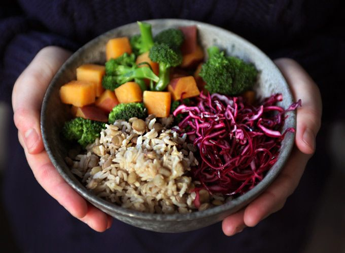 abundance bowl | my new roots
