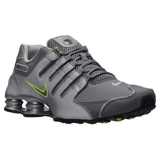 Nike Shox Nz Eu Dark Grey Platinum