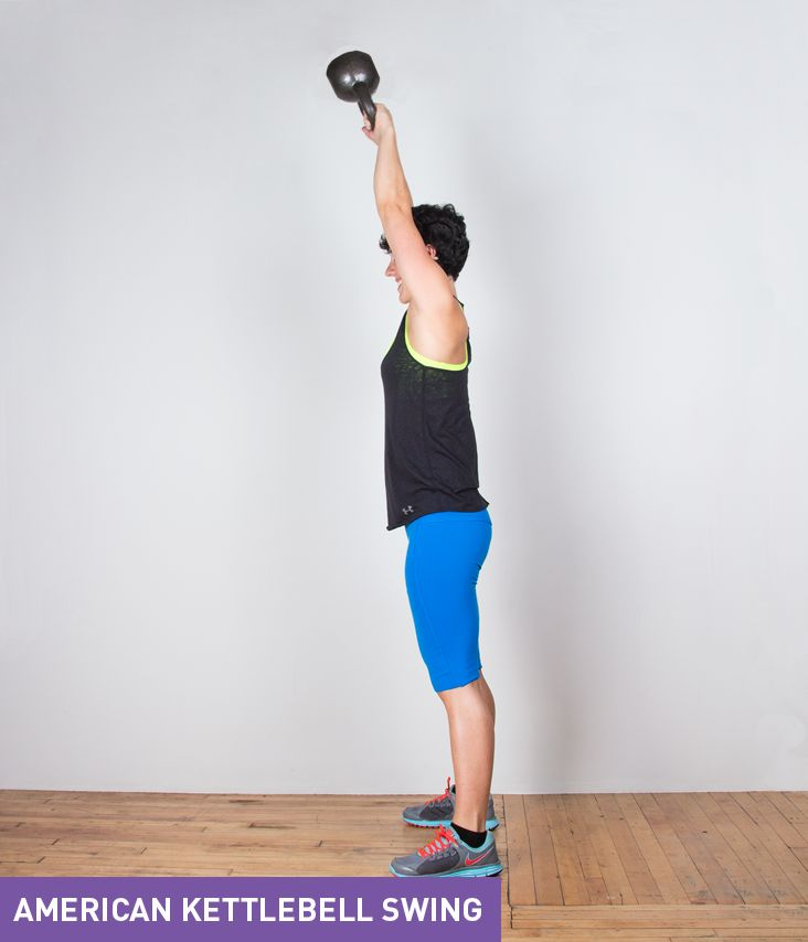 When it comes to building strength, stamina, and power, there is one exercise to rule them all. Learn how to take your workout to the next level with the perfect kettlebell swing. #fitness #kettlebell #exercises http://greatist.com/move/how-to-do-the-perfect-kettlebell-swing
