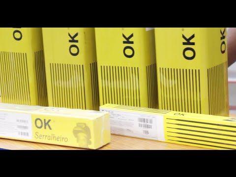 ESAB - Eletrodos OK 46 / OK 48 / OK 61