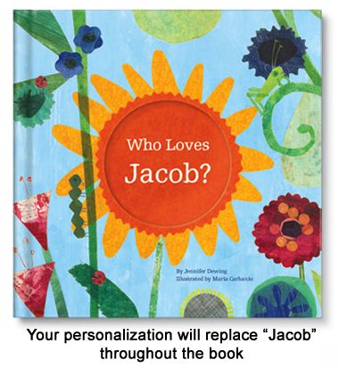 Who Loves Me! Personalized Book :: For That Occasion