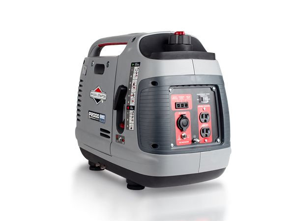 Which small generator is the toughest?  Popular Mechnics tested four 2000-watt untis to find out.