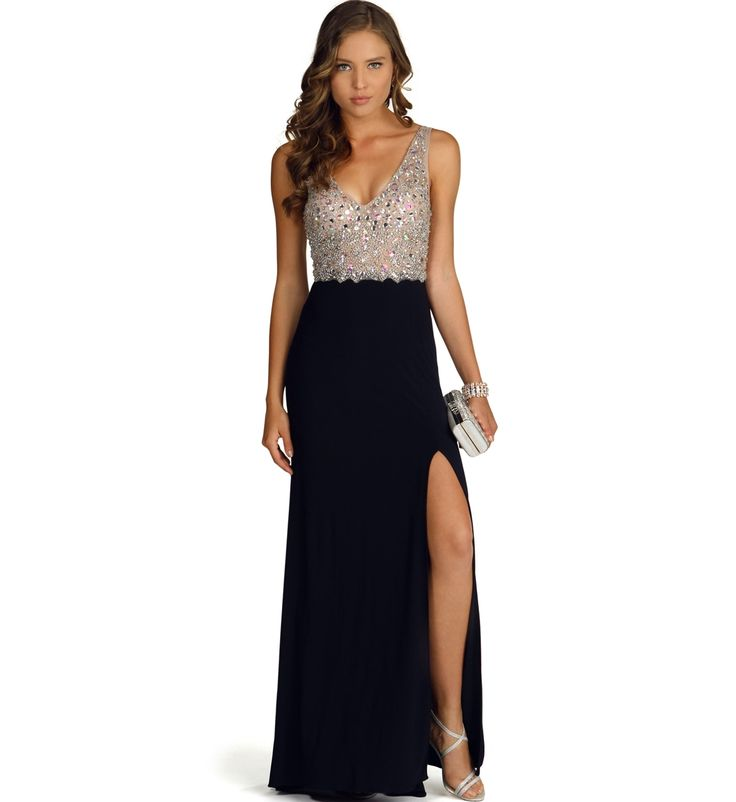 Black Prom Dress Windsor_Black Dresses_dressesss