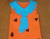 Fred Flintstone Halloween Costume  Baby  / Babies / by Gizmopurses, $30.00