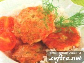 Рецепты рубленных куриных котлет