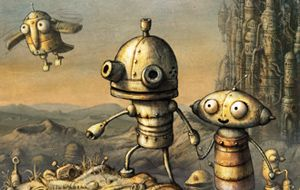 Machinarium -  and a slew of other gorgeous games by Amanita