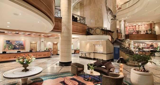 Hilton Sandton, Johannesburg