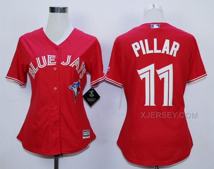 stitched mlb jersey httpxjerseyblue jays 11 hot sale womens toronto blue jays 11 kevin pillar