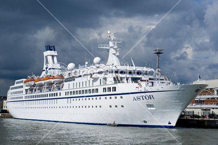 škandinávska výletni loď