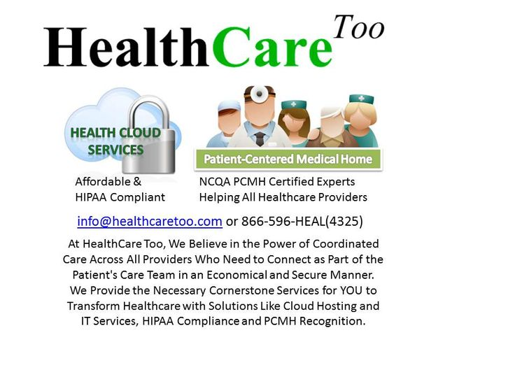62 Best HealthCare Too Cloud Compliance Care Coordination