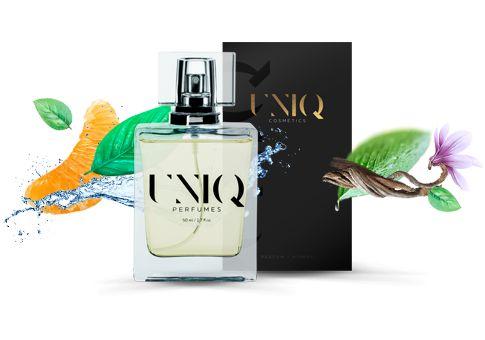 UNIQ Men's Parfumes NR.76 (echiv. GIORGIO ARMANI - SPORT CODE   18€/50ml)
