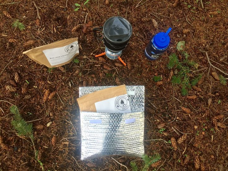 How to Make an Insulated Backpacking Meal Cozy | CloudLine Apparel